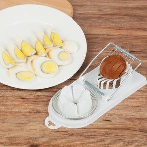 中國代購|中國批發-ibuy99|������|家用多功能二合一切蛋器 鸡蛋花式切创意厨房鸡蛋切片器批发