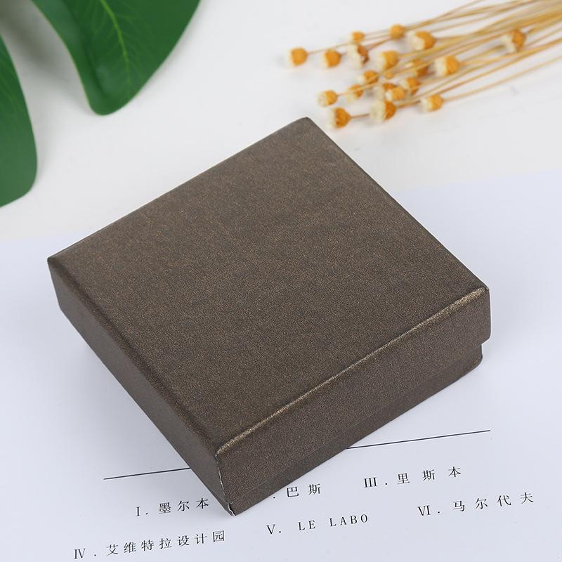 厂家直销高档首饰包装盒 天地盖礼盒 手链手表盒定做可印LOGO批发
