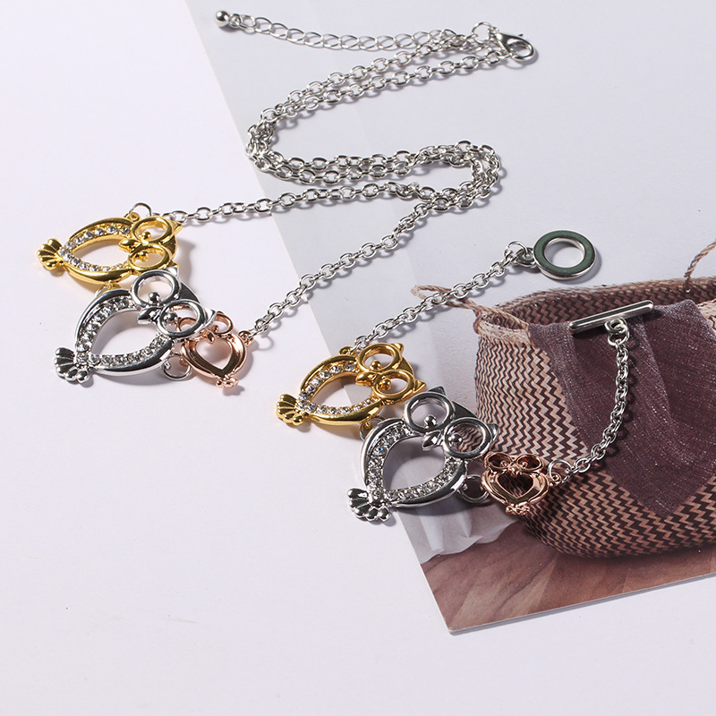Alloy Simple Animal necklace  (necklace)  Fashion Jewelry NHKQ2327-necklace