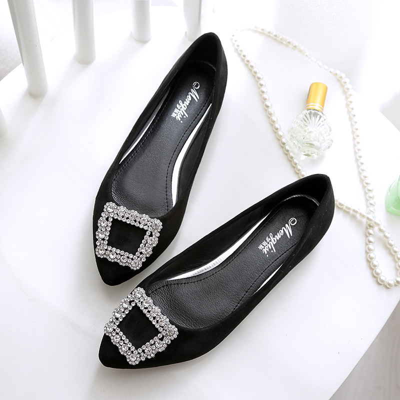 Ladies summer flat big size shoes women平底女鞋туфли 43