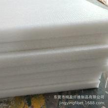 供应20KG3CM环保聚酯纤维吸音棉建筑装修声学材料防撞软包隔音棉