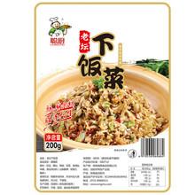 聪厨老坛下饭菜200g 湖南特产咸菜酱菜 农家坛子腌菜炒制食用批发