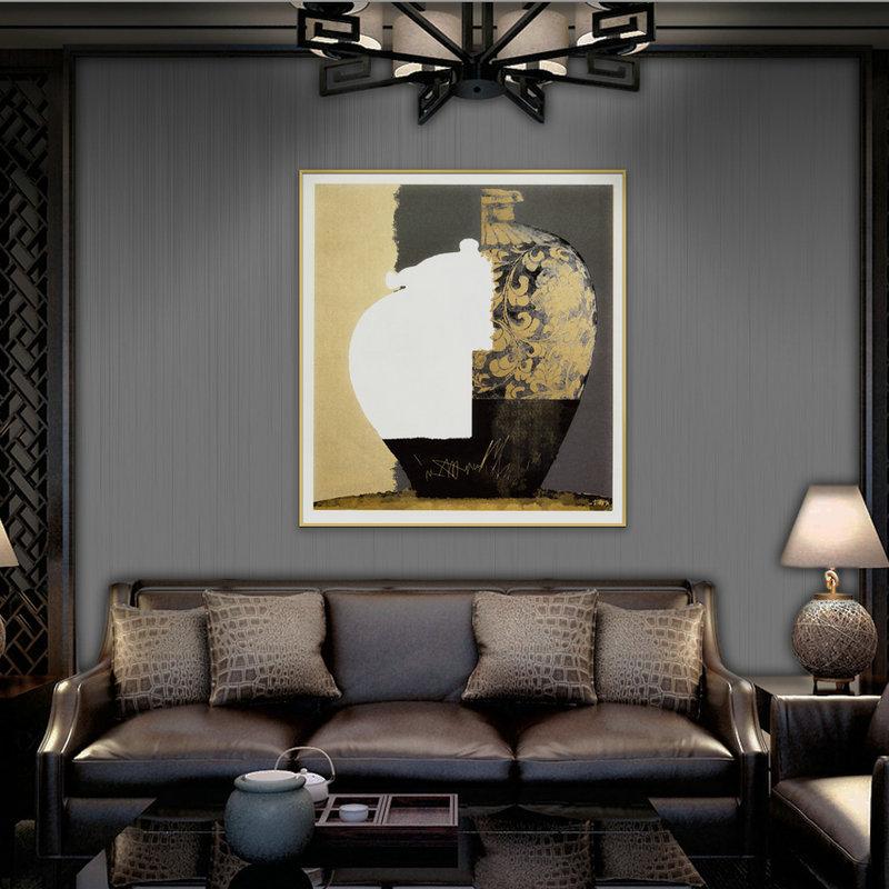 客厅挂画装饰画欧式晶瓷画 艺术玄关家居装饰壁画办公室装饰画