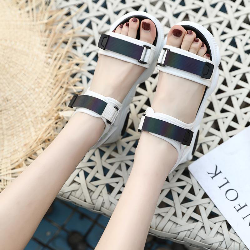 Chaussures été pour femme TIANLAI LAI en Caoutchouc - Ref 3346537 Image 2