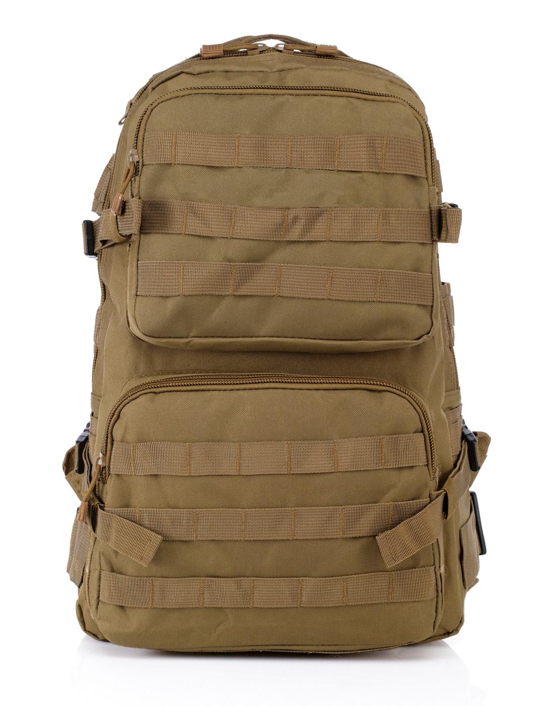厂家直销战术背包装备运动户外中性迷彩包牛津布旅行登山包批发