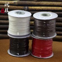 批发DIY手工线材 韩国蜡绳环保蜡绳 项链绳 1.0/1.5/2.0MM 100码