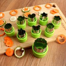 蝴蝶烘培雕花不銹鋼模具卡通形狀果蔬水果機器面食愛模型雕刻切