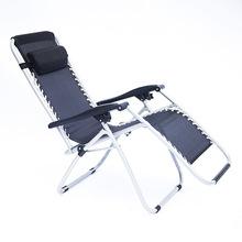 廠家直銷新款加長型沙灘折疊躺椅 兩用躺椅 午休躺椅RRK-02梅花鎖