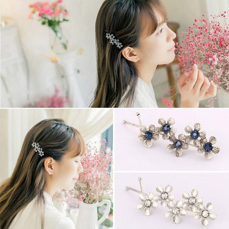 时髦女孩子女生韩国韩式好看仙女发卡少女心 个性发饰辣妈仙女