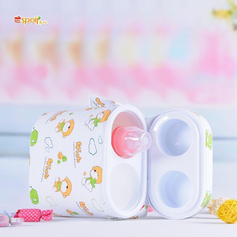 PVC保温桶 有内胆双筒 塑料保温桶 奶瓶保温桶 加高双桶