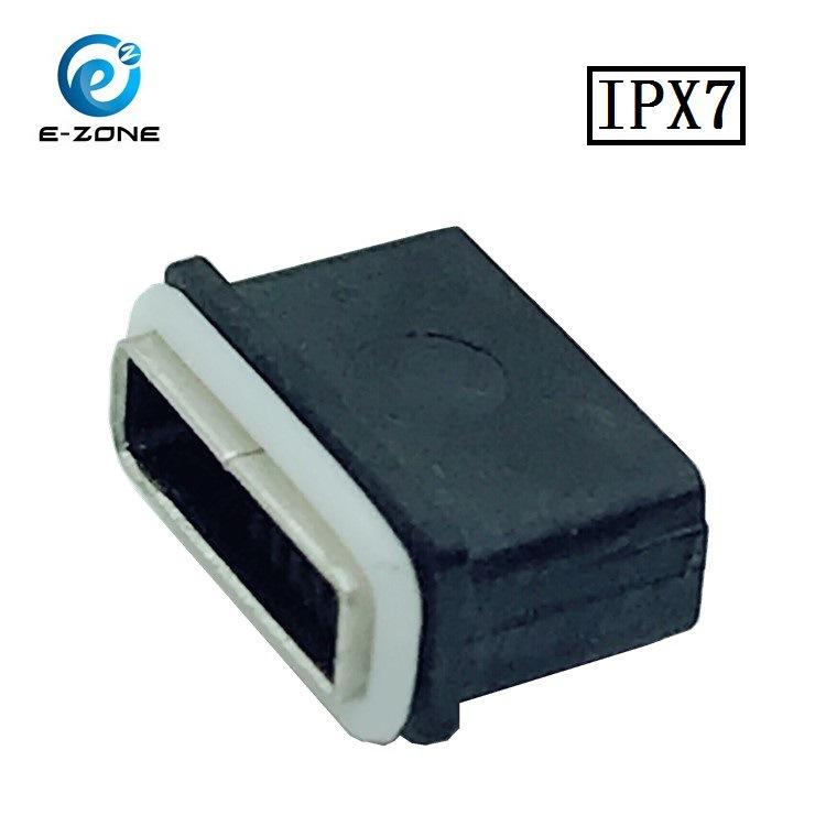 厂家直销 防水micro usb插座 防水MICROUSB插座 防水USB连接器