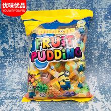 马来西亚进口零食吸吸冻24*35g儿童休闲零食小包装果冻批发