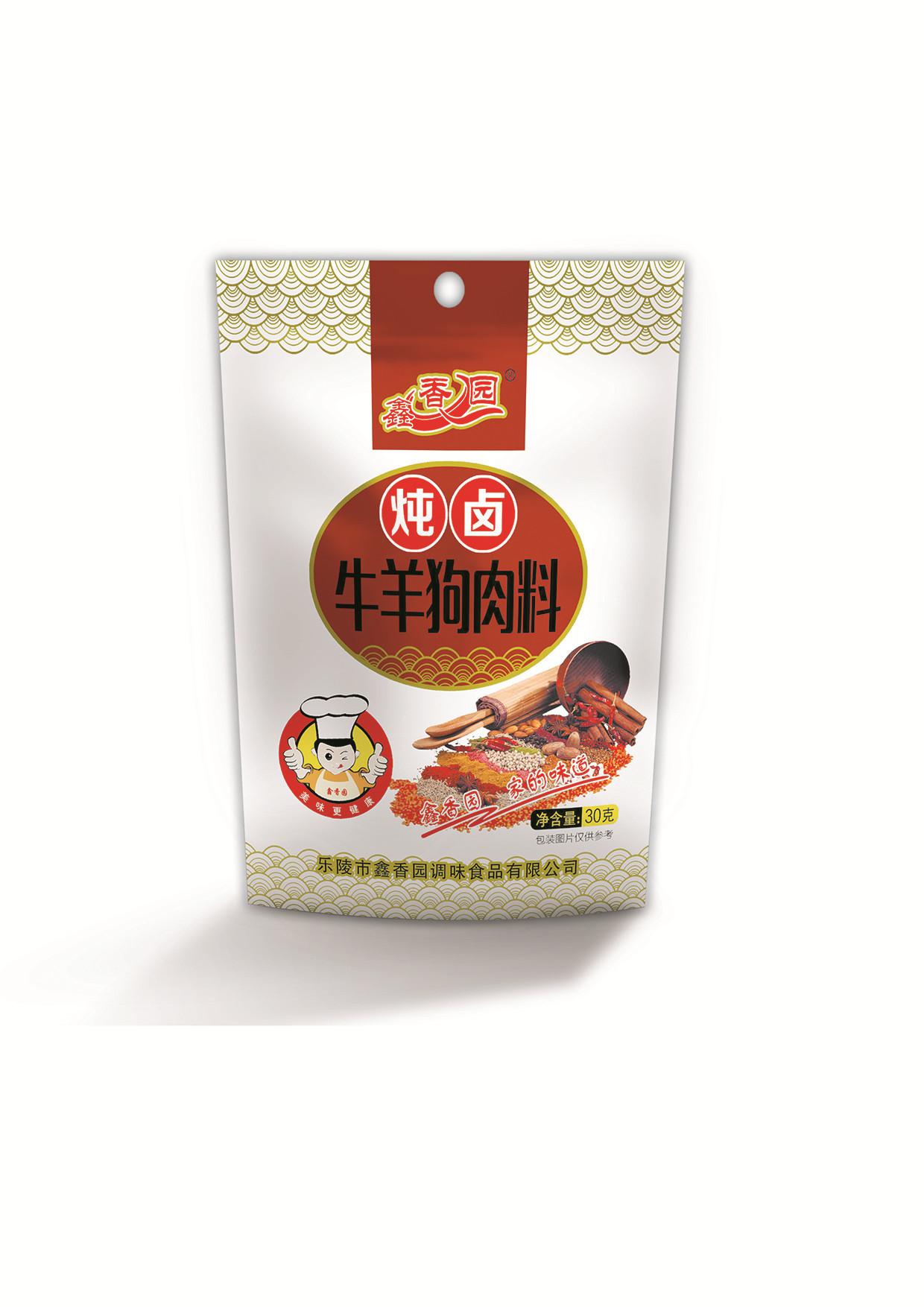 30克炖(卤)牛羊狗肉料