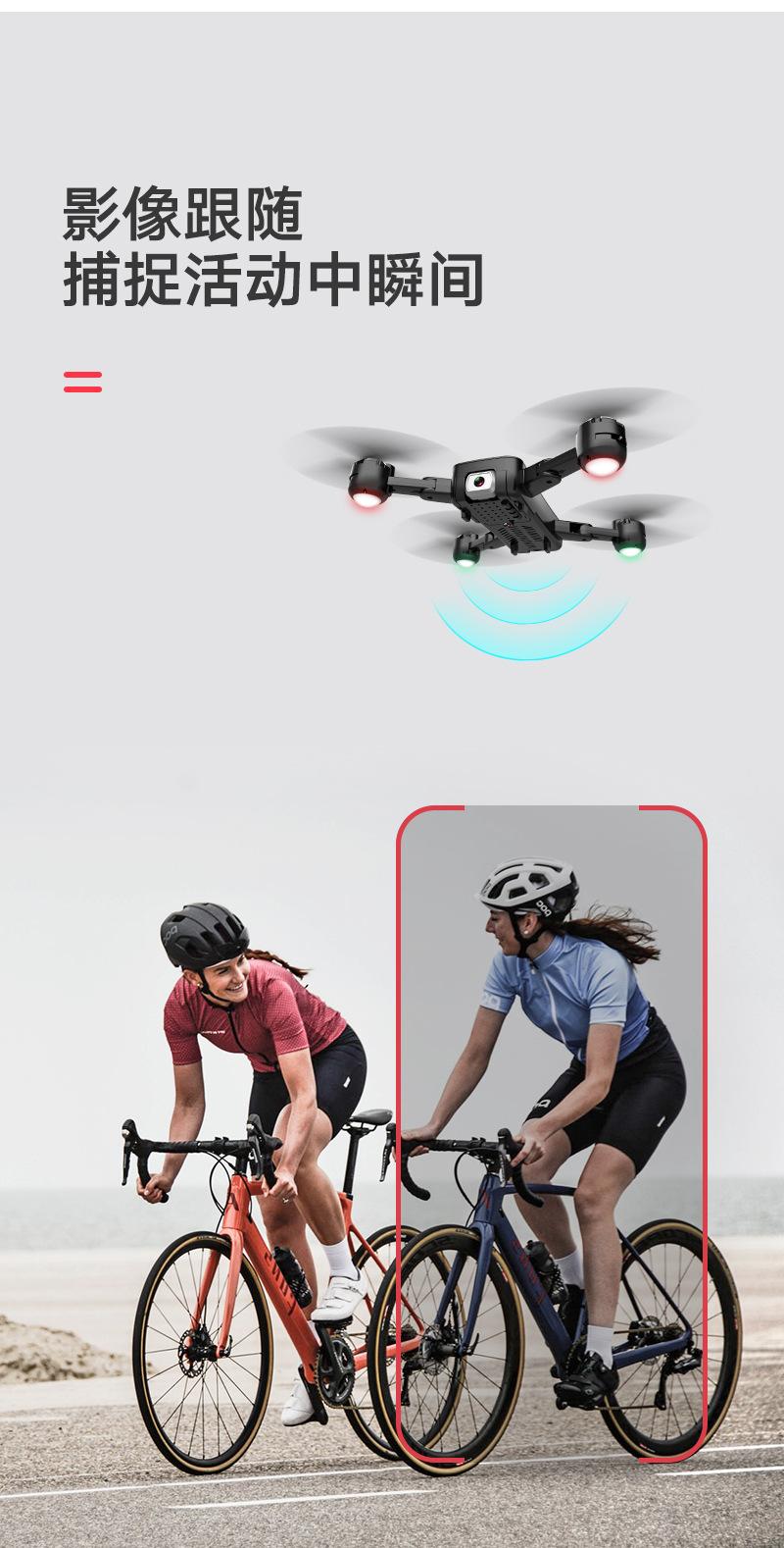 Drone Contrôlé  Distance 4k - Ref 3424086 Image 42
