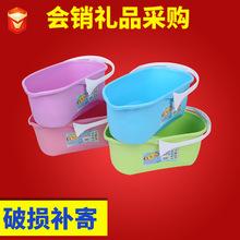 厂家直销加厚塑料拖把桶拖把水桶平板?#22909;?#25302;把桶手提塑料桶洗车桶