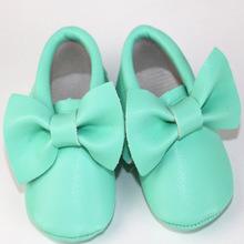 外贸爆款蝴蝶结糖果系宝宝学步鞋婴儿鞋子不掉鞋童鞋厂家直销