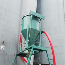 青岛电厂粉煤灰气力输送机 脉冲除尘型粉煤灰输送机多路脉冲控制