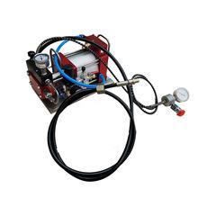 廠家直銷小型氮氣彈簧充氣泵 充氮裝置 氮氣彈簧充氣裝置增壓設備