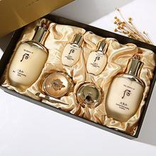 韩国正品免税版后天气丹套盒华泫水乳霜三件套盒后天气丹三件套盒