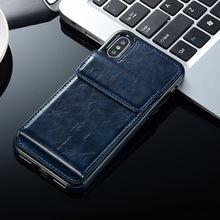 多功能錢包手機殼 上下翻蓋插卡手機殼 新款適用于iPhone5手機殼
