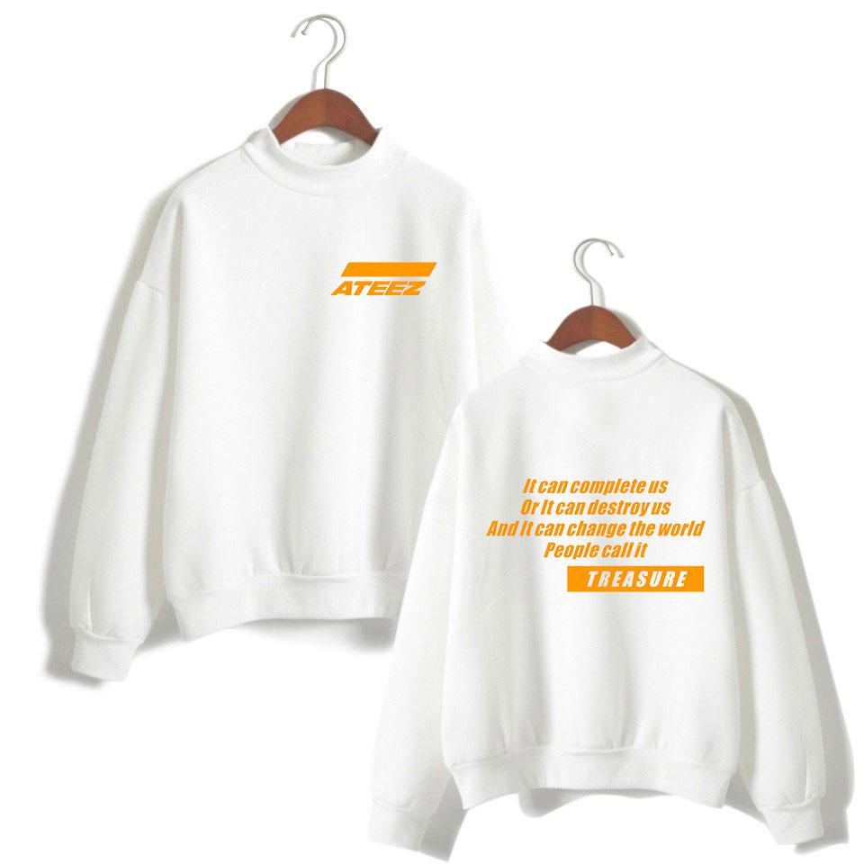 ATEEZ TREASURE Printed Sweatshirt