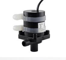 12v伏迷你直流无刷水泵微型潜水泵水冷小抽水机DC泵耐高温静音泵