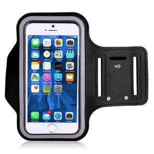 Sports outdoor arm bag fitness sports mobile phone arm with touch screen mobile phone arm bag for 4-6 inch mobile phone