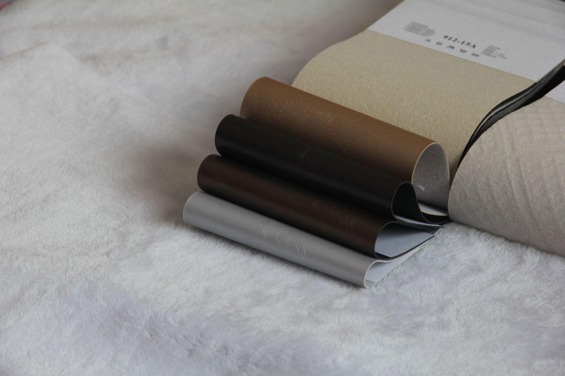 环保阻燃软包pvc人造革面料皮革软包床头背景墙沙发皮革硬包皮革
