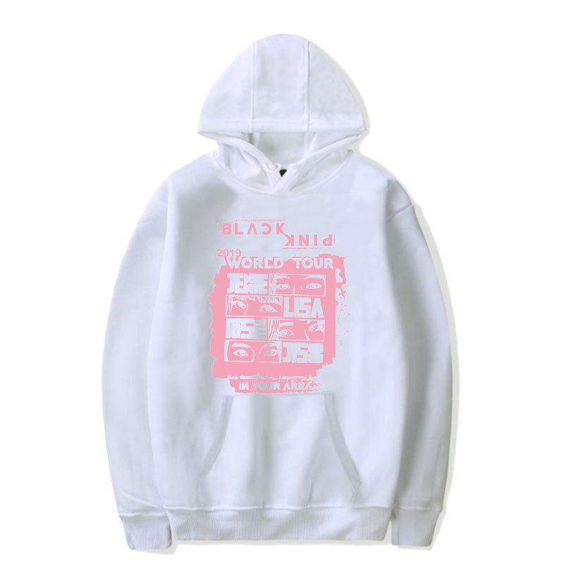 Blackpink WORLD TOUR Hoodie