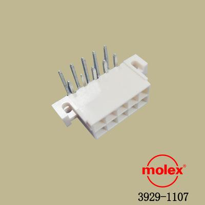 供应 3929-1107   针座   MOLEX 正品连接器