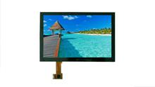 10.1寸電容觸摸,匹配高清顯示屏分辨率1280*800,可貼合總成出貨