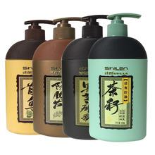 诗朗首乌洗发水女去屑止痒控油洗发露香氛男香味持久留香洗头发膏