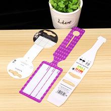 可定制做PVC塑料防水吊牌PP磨砂卡片UV印刷PET彩色吊卡标签合格证