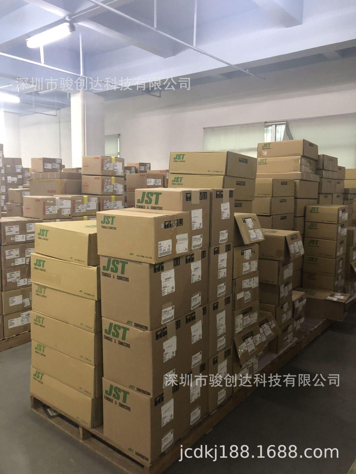 大量现货供应 J27S-06FMH-7KL-M-CF JST进口连接器