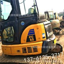 二手60小型挖掘机斗山60挖掘机现代60轮式挖掘机小松60挖机市场