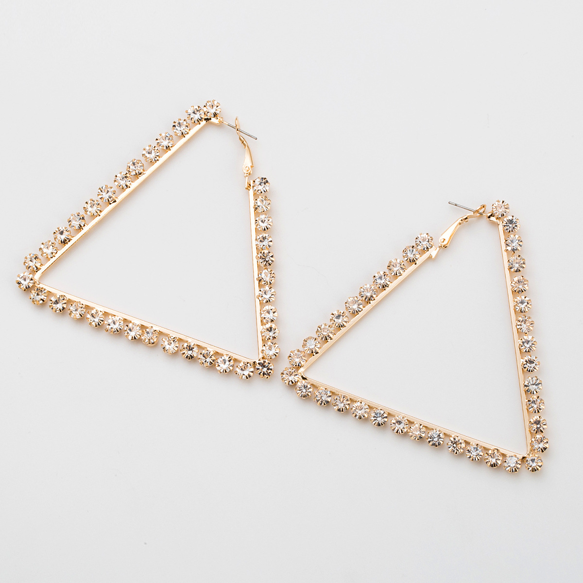 Acrylic Fashion Geometric earring  (Alloy)  Fashion Jewelry NHJE2611-Alloy