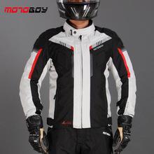 MOTOBOY摩托車騎行服防水防摔賽車服摩旅裝備保暖摩托車服男代發