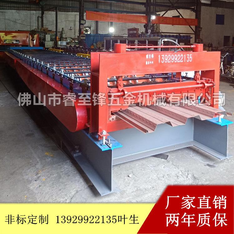 楼承板压型机 1025型楼承板压瓦机成型设备 冷弯机械 厂家直销