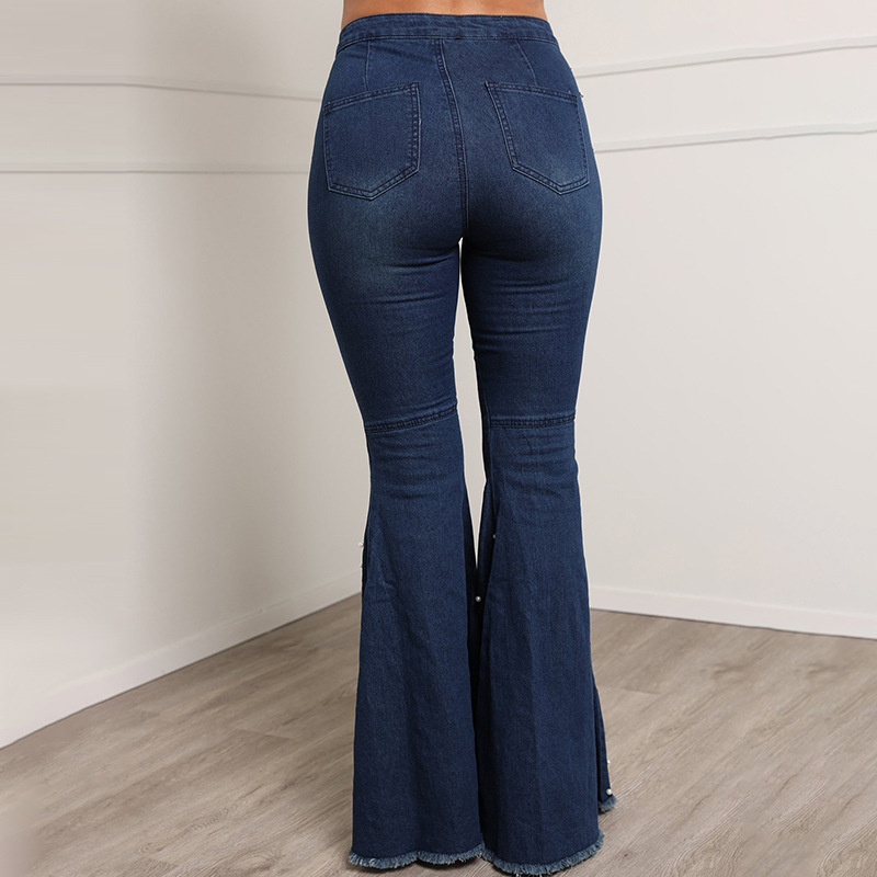 new stretch bell jeans bottoms NSTH63704