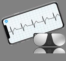 心总监便携式手持心电卡家用心电检测ECG中老年掌上心电图机早搏