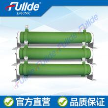 供應高阻值繞線電阻 電梯/塔機制動波紋電阻 磁管支架型電阻器