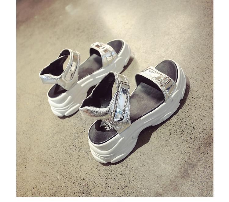 Chaussures été pour femme MAI LE CAT en PU - Ref 3347498 Image 18