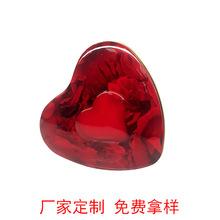 各种复古心形情人节马口铁盒 小蜡烛铁罐 定制结婚喜糖礼品包装罐