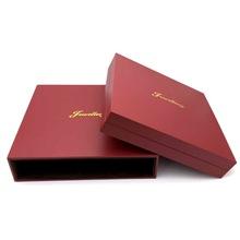 三件套大套装首饰盒 翡翠珠宝礼盒大 抽屉盒