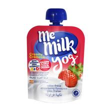 西班牙美妙可memilk酸奶90g 宝宝儿童常温酸酸乳草莓蓝莓菠萝原味