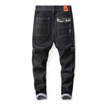 牛仔裤男夏季新款男式休闲?#27431;?#35044;男士韩版紧身小脚裤薄款弹力男裤
