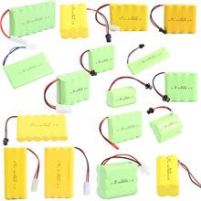 玩具電池組9.6 7.2 4.8 3.6 6V伏并排充電電池 遙控玩具電池批發