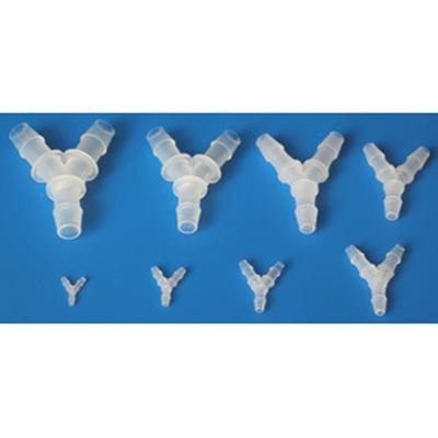 JU集优直销医疗器械塑料三通接头y型接头