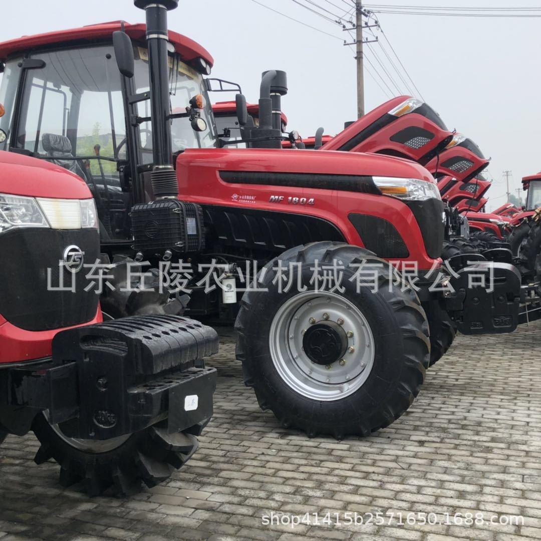 中国五征集团 直销农用四轮拖拉机 1804大型水旱两用旋耕机 国补