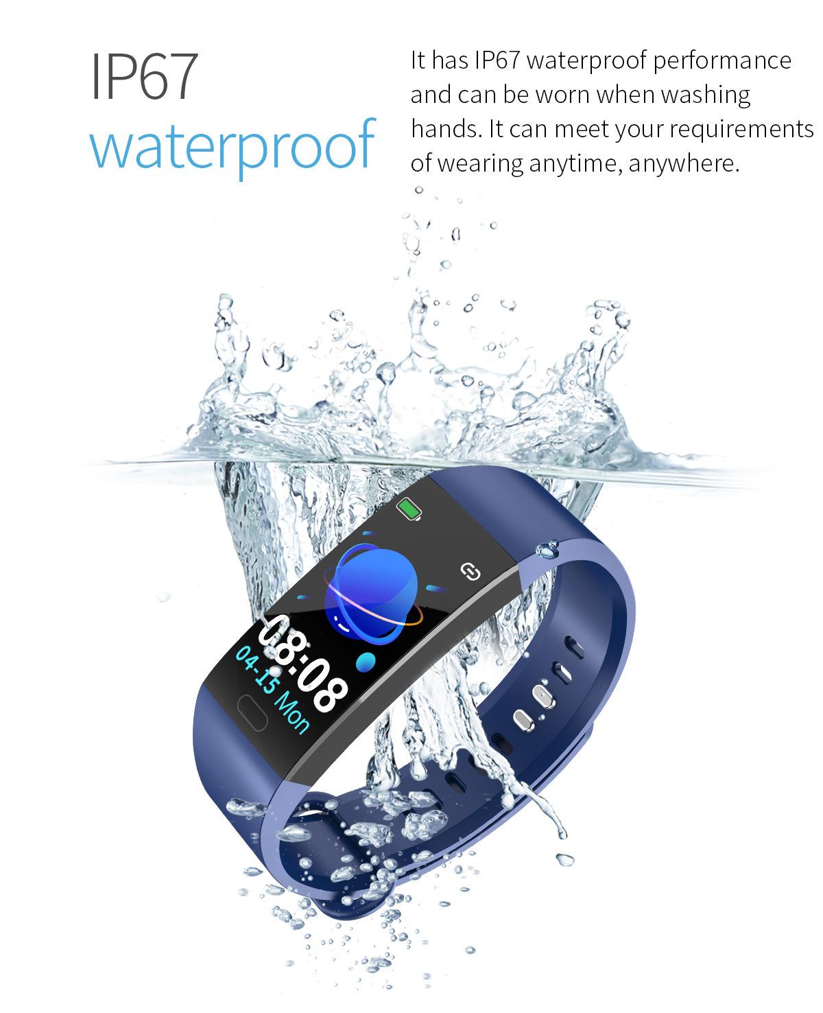 Intelligent bracelet bracelet intelligent movement bracelet m4 intelligent bracelet